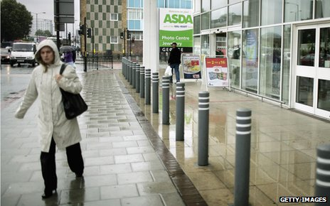Modern picture of Asda