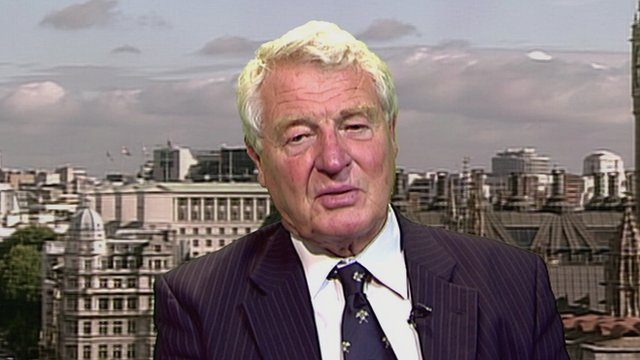 Lord Ashdown
