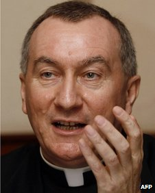 Pietro Parolin (archive photo)