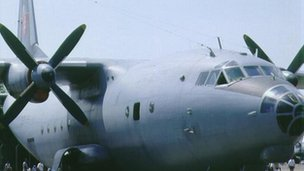 Antonov 12 (file photo)