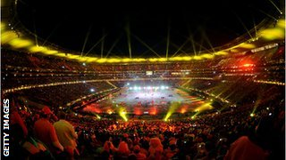 Fifa World Cup 2010 closing ceremony