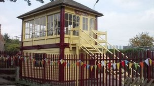 Warmley Signal Box