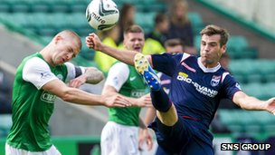 Hibs have never beaten Ross County and they are running out of time to set that record straight.