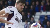 Inverness v Hearts
