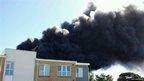 Smoke over Gravesend