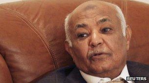 Yemeni Prime Minister Mohammed Salem Basindwa (file photo)
