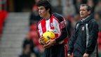Gareth Bale and George Burley