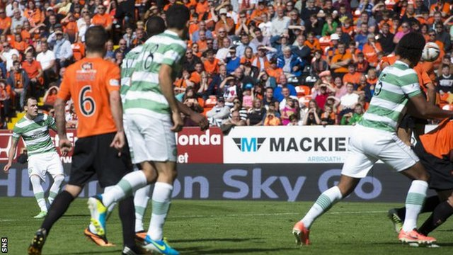 Highlights - Dundee Utd 0-1 Celtic