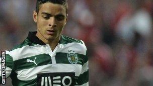 Sporting Lisbon defender Tiago Ilori