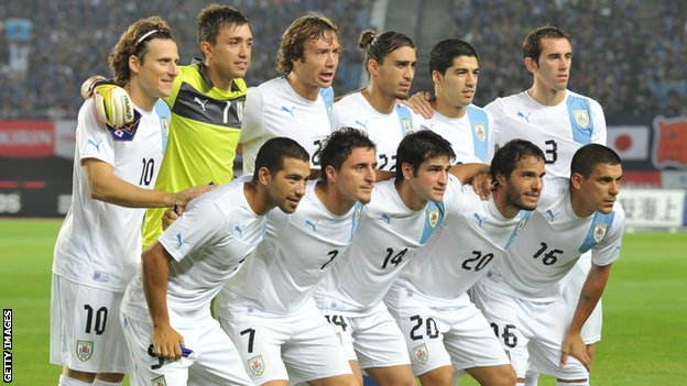 Uruguay national team