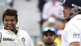 Suresh Raina, Virat Kohli and Ian Bell