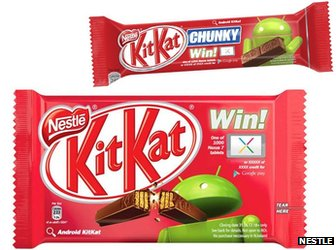 KitKat with Android