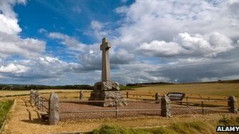 Memorial to the Battle of Flodden