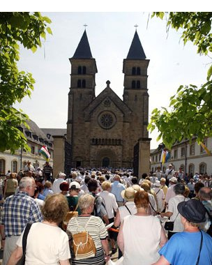Echternach abbey
