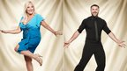Vanessa Feltz and Ben Cohen