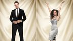 Ashley Taylor Dawson and Natalie Gumede