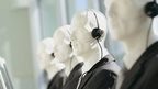 Dummy call centre operators