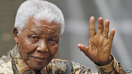 Nelson Mandela (28 August 2007)