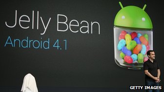 Google Jelly Bean