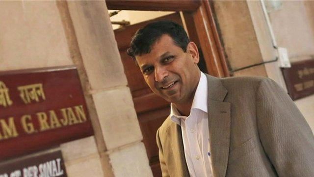 Raghuram Rajan, head of India's Central Bank