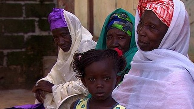 Gambian Female Genital Mutilation