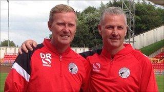 David Rush and Gary Mills