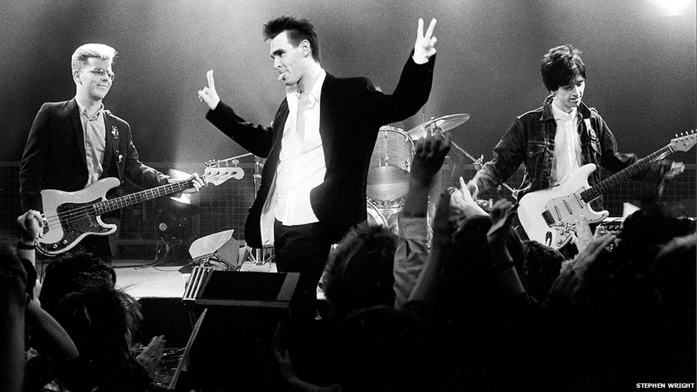 The Smiths Live At The Electric Ballroom