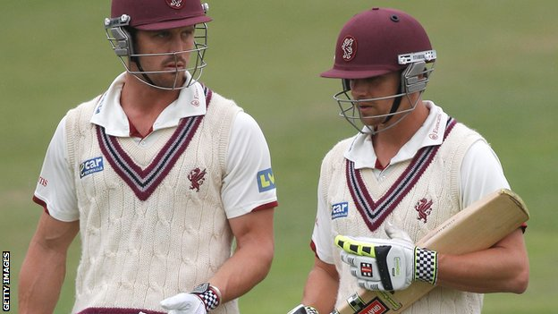 Nick Compton & James Hildreth