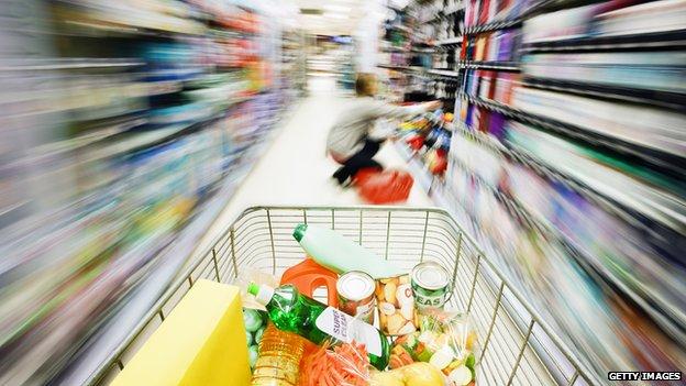 bbc consumer saving money on your supermarket shopping