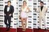 Tom Odell, Pixie Lott and Miles Kane