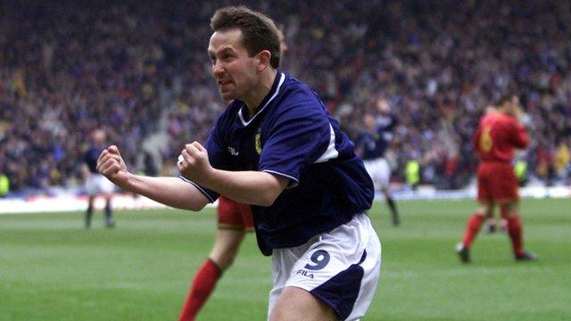 Archive - Scotland 2-2 Belgium