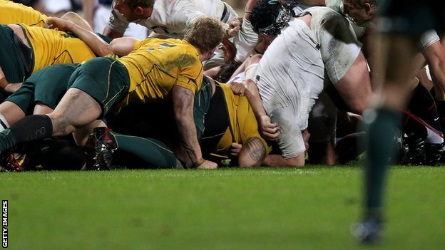 Scrum collapses