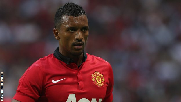 BBC Sport - Manchester United: Nani signs new five-year contract