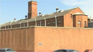 Northallerton prison