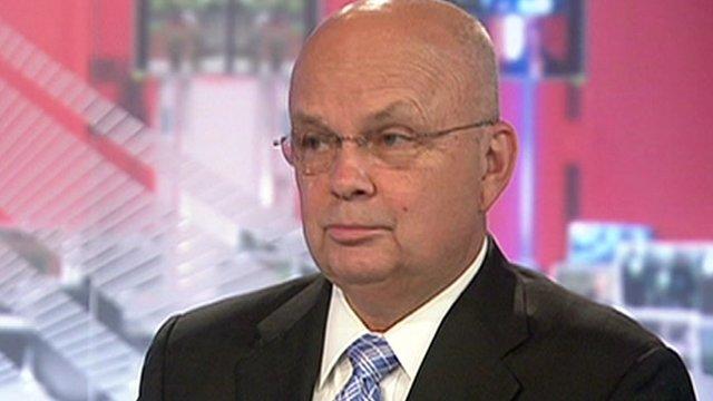 Michael Hayden, former CIA director