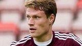 Former Hearts captain Marius Zaliukas