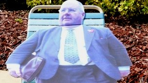 Eric Pickles cut out