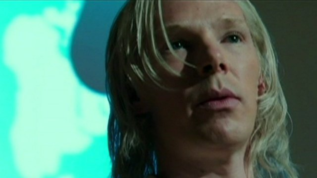 Benedict Cumberbatch as Julian Assange