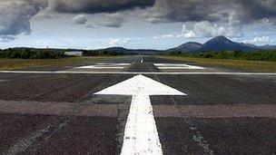 Ashaig airfield