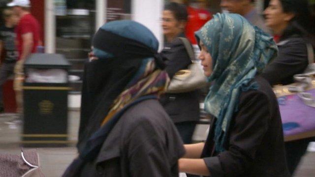 Muslim women