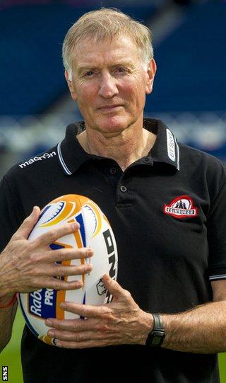 Alan Solomons