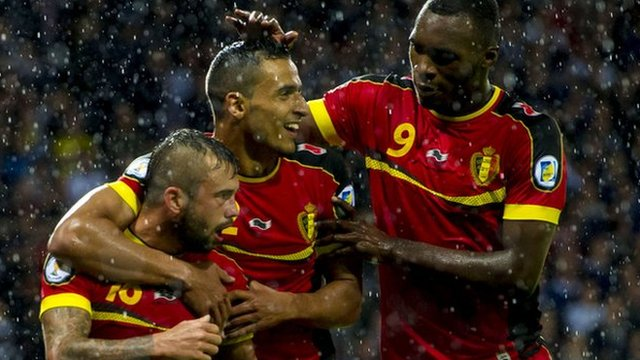 Highlights - Scotland 0-2 Belgium