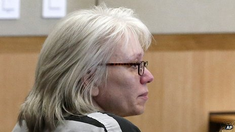 Debra Milke appeared in an Arizona court in August 2013