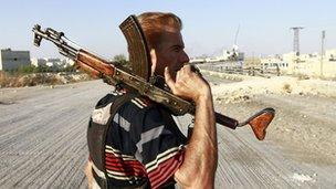 Syrian rebel (2 September 2013)