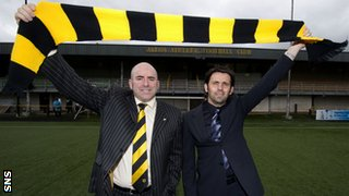 Mike Mulraney and Paul Hartley
