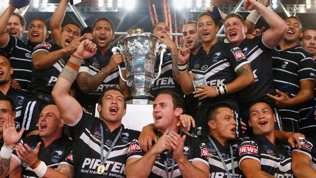 New Zealand win 2008 Rugby League World Cup