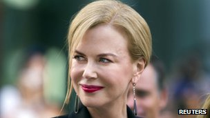 Nicole Kidman at the 38th Toronto International Film Festival