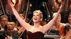 US Mezzo-Suprano Joyce DiDonato during the Last Night of the Proms at the Royal Albert Hall
