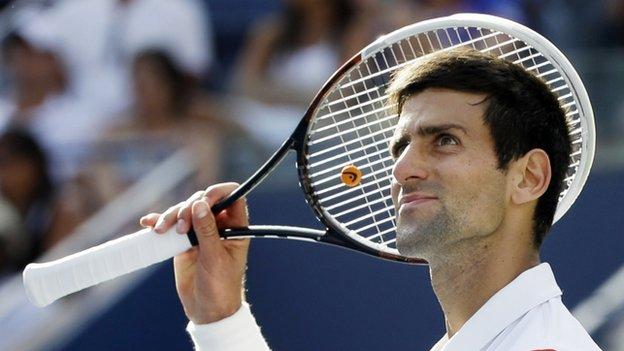 CBBC Newsround - Novak Djokovic to face Rafael Nadal in US Open final