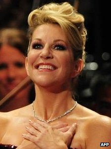 Mezzo-soprano Joyce DiDonato
